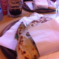 Photo taken at Divina Piadina - Piadineria artigianale a Milano by sandra l. on 5/4/2012