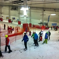 Photo taken at SNO!zone by Jamie P. on 12/4/2011