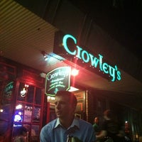 Photo taken at Crowley's Downtown by Erin B. on 5/3/2011