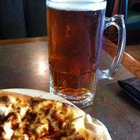 Photo taken at Jordan's Bistro & Pub by Brazos K. on 9/11/2011
