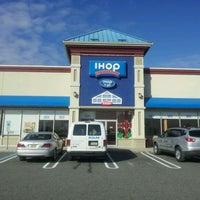 Photo taken at IHOP by John F. on 1/19/2012