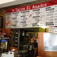 Photo taken at Tacos El Asador by Brendan P. on 2/27/2012