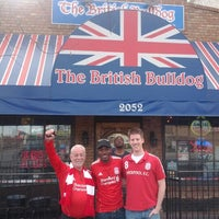 Photo taken at British Bulldog by Troy A. on 3/18/2012