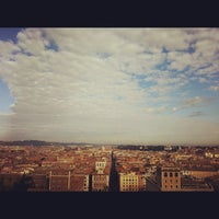 Photo taken at Museo del Risorgimento by Shinya S. on 10/23/2011