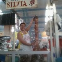 Photo taken at Mercado de Atlixco by Olaya C. on 8/27/2012