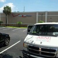 Photo taken at Verizon by ASAP Mobile Detailing on 4/23/2012