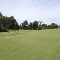 Photo taken at Far Oaks Golf Club by Theo B. on 8/18/2012