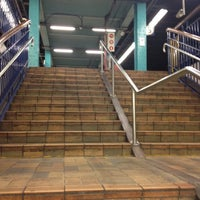 Photo taken at Wynyard Station (Main Concourse) by Grete L. on 7/4/2012