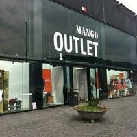 Photo taken at Mango Outlet by koshustik on 4/10/2012