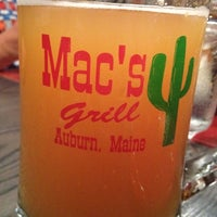 Photo taken at Mac's Grill by Robin M. on 6/20/2012