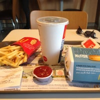Photo taken at McDonald's by Thiago A. on 5/27/2012