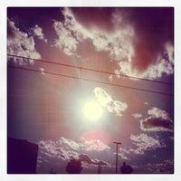 Photo taken at American Boulevard LRT Station by Recliner Jockey on 6/22/2012