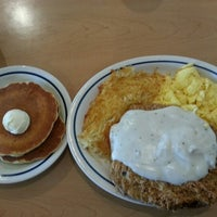 Photo taken at IHOP by Jeff S. on 8/1/2012
