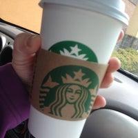 Photo taken at Starbucks by Sharece on 6/12/2012