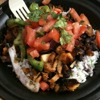Photo taken at Qdoba Mexican Grill by Nicole R. on 5/27/2012