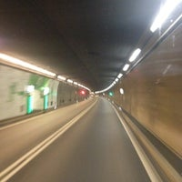 Photo taken at Gotthard Strassentunnel by -M. O. on 7/21/2012