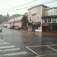 Photo taken at The Pie of Port Jefferson by Peter S. on 7/15/2012