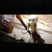 Photo taken at Cinemark by Carlos Arturo M. on 3/11/2012
