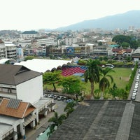 Photo taken at Chiang Mai Rajabhat University by Org'Zheerius F. on 4/19/2012