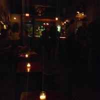 Photo taken at Bar Covell by Ori N. on 4/10/2012