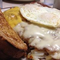 Photo taken at Waveland Cafe by Nola L. on 6/1/2012