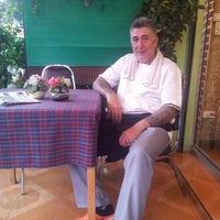 Photo taken at Volterra Italian Restaurant by Christian E. on 9/13/2012