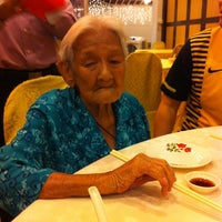 Photo taken at Regal House Restaurant Kepong Baru by Li-Ann A. on 4/14/2012