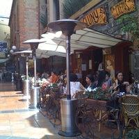 Photo taken at Cluny by Maria Fernanda T. on 6/9/2012