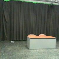 Photo taken at Media Center by Dankwa B. on 3/31/2012