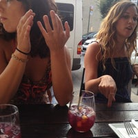 Photo taken at Ovelia Psistaria Bar by Vinny D. on 7/31/2012