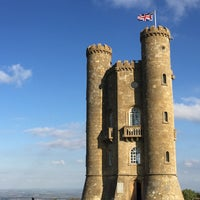 Photo taken at Broadway Tower by fox_2002 on 10/5/2016