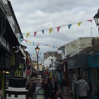 Photo taken at North Laine by fox_2002 on 10/6/2016