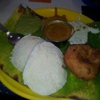Photo taken at Adyar Ananda Bhavan (A2B) by Steiner L. on 11/10/2012