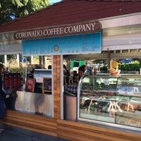 Photo taken at Coronado Coffee Company by Brett D. on 11/24/2013
