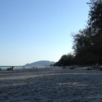 Photo taken at Suan Son Pradipat Beach by Nontachart K. on 12/7/2012
