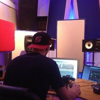 Photo taken at Studio 18 by Marshal on 2/12/2013