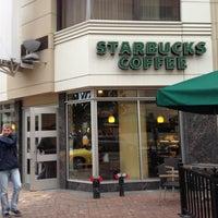 Photo taken at Starbucks by Gian U. on 10/8/2012