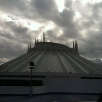 Photo taken at Space Mountain by Allegra B. on 11/17/2012