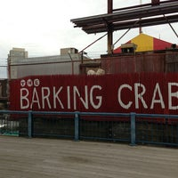 Photo taken at The Barking Crab by Stephen H. on 6/6/2013