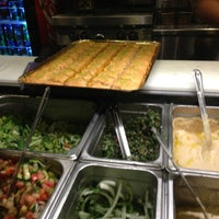 Photo taken at Moody's Falafel Palace by Stephen H. on 3/31/2013