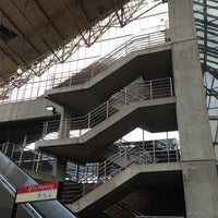 Photo taken at MBTA Alewife Station by Stephen H. on 3/29/2013