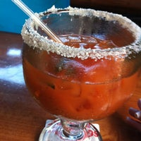 Photo taken at George's Restaurant & Bar - Westrock by Amanda S. on 4/6/2013