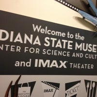 Photo taken at IMAX® Theater by Ben R. on 10/5/2012