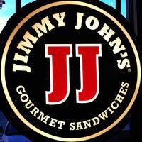 Photo taken at Jimmy John's by Michael F. on 10/26/2012