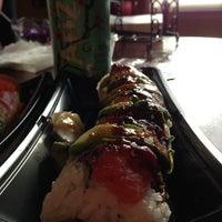 Photo taken at SanSai Japanese Grill by Anna J. on 2/9/2013