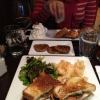 Photo taken at Brooklyn Heights Wine Bar by Ron G. on 11/10/2012