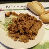 Photo taken at Edirne Kırkpınar Lokantası by Gülru G. on 12/16/2012