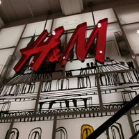 Photo taken at H&M by Martin D. on 7/5/2016
