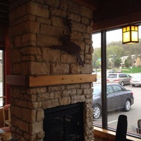 Photo taken at Caribou Coffee by Rick G. on 5/9/2014