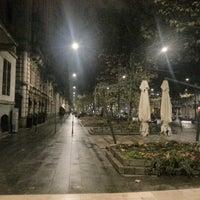 Photo taken at Corso Sempione by Alberto P. on 12/2/2012